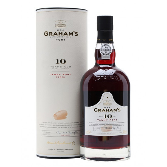 Grahams 10 Year Old Tawny