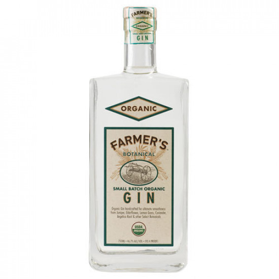 Farmer's Small Batch American Gin 70cl