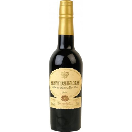 Matusalem 30 Year Old Oloroso 375ml
