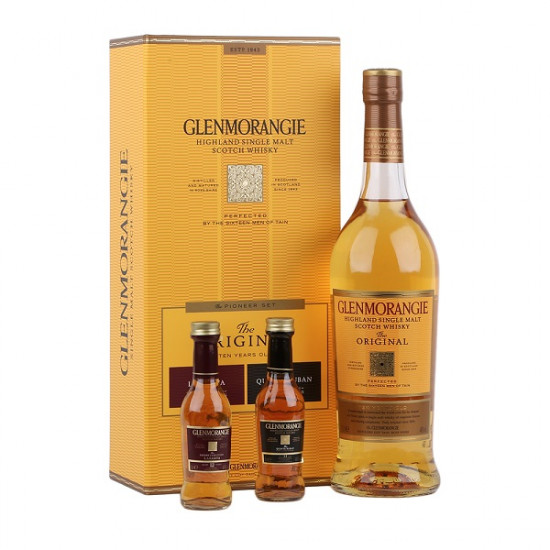 Glenmorangie - The Pioneer Set